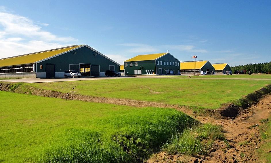 Предприятия сельскохозяйственного назначения и пищевой промышленности