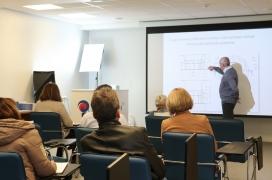 """29 апреля 2021 года в компании ООО """"Аэрдин"""" прошел первый семинар."""