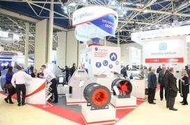 Компания «АЭРДИН» приняла активное участие в выставке «МИР КЛИМАТА – 2019»